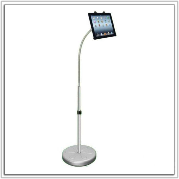 Adjustable Tablet Floor Stand