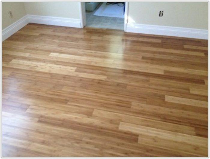 Bamboo Flooring Home Depot