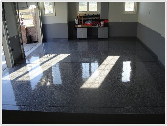 Best Epoxy Garage Floor Paint