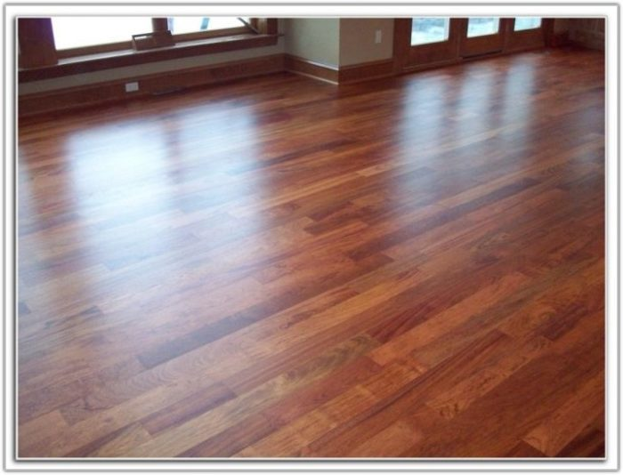 Best Finish For Hardwood Floors