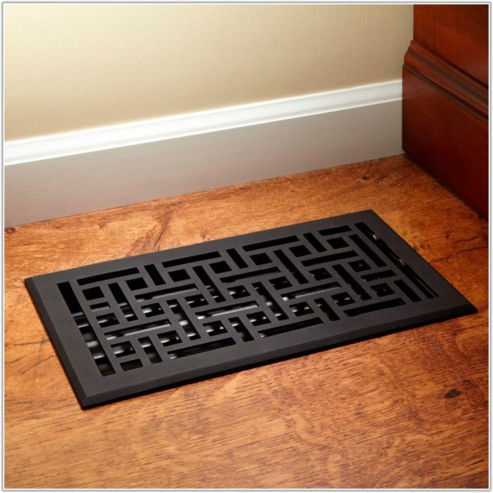 Cast Iron Floor Grates