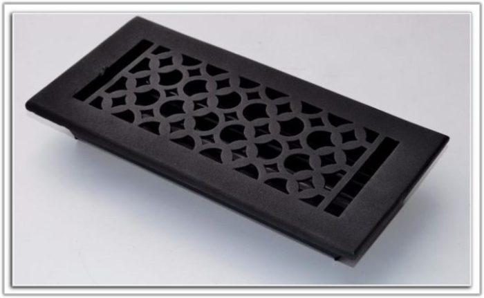 Cast Iron Floor Register 4 X 10