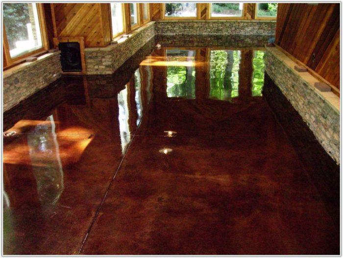 Concrete Stain For Interior Floors