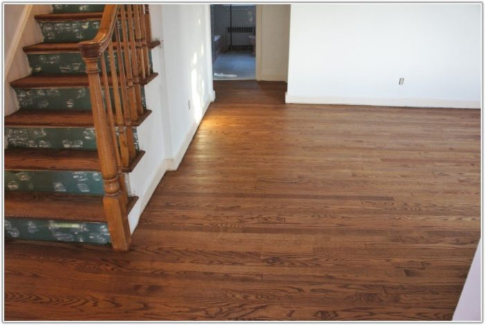 Dustless Hardwood Floor Refinishing Nj