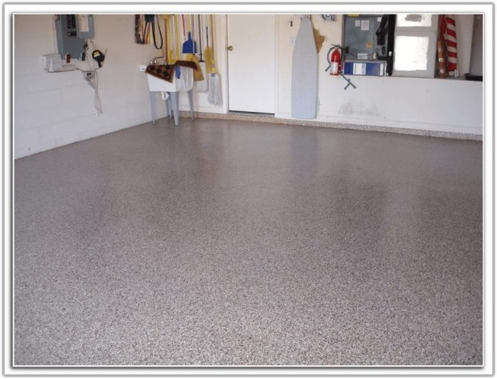 Epoxy Garage Floor Coating Pictures
