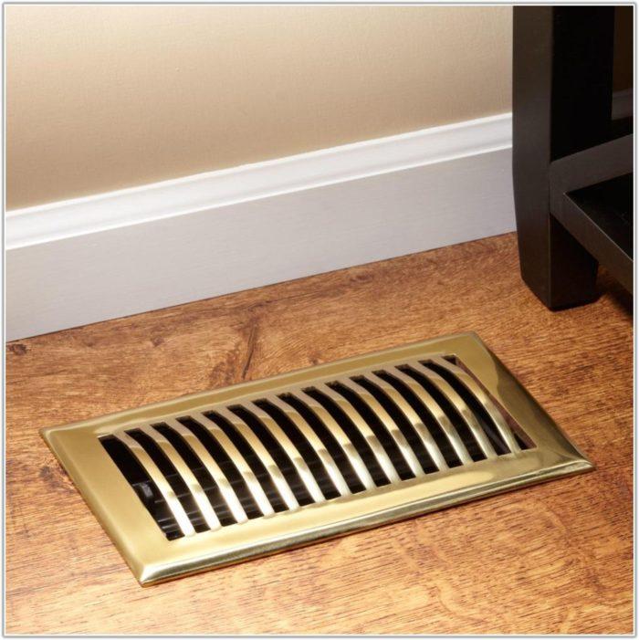Floor Grates For Air Return