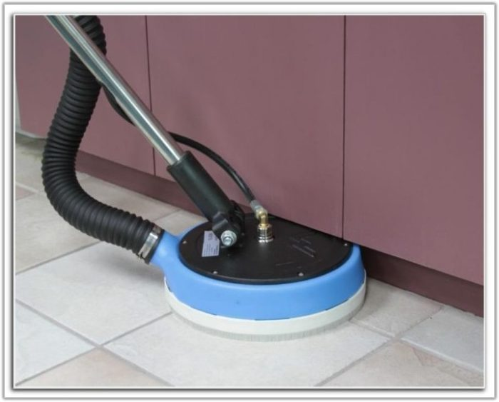 Floor Tile Grout Cleaner Machine