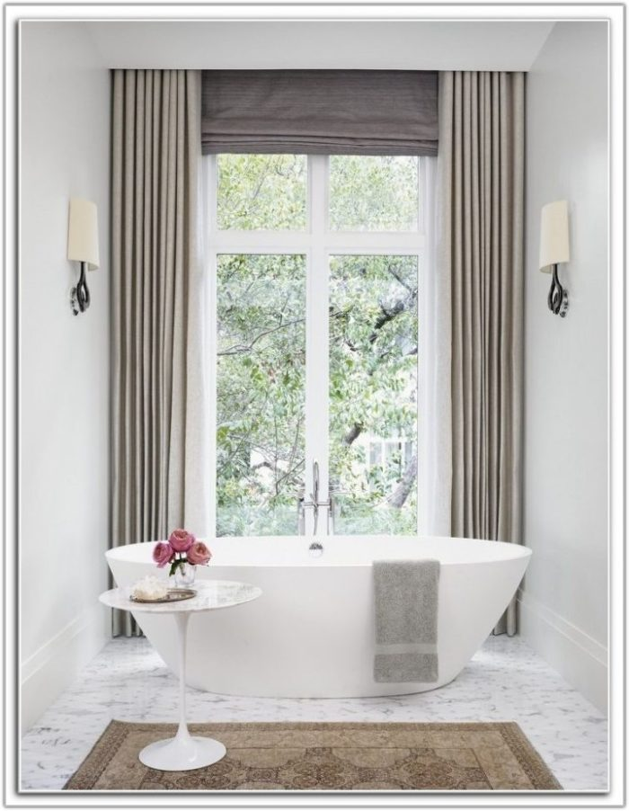 Floor To Ceiling Sheer Drapes