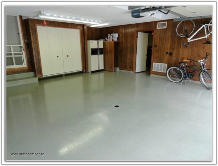 Garage Floor Sealer Home Depot