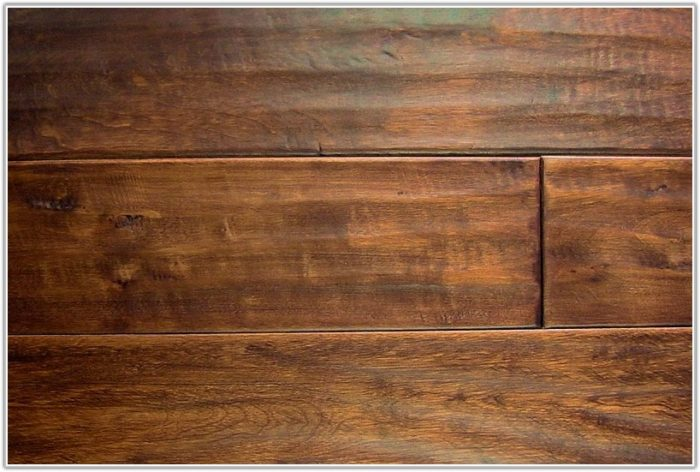 Hand Scraped Birch Hardwood Flooring