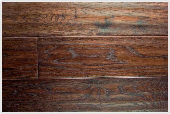 Hand Scraped Oak Hardwood Flooring
