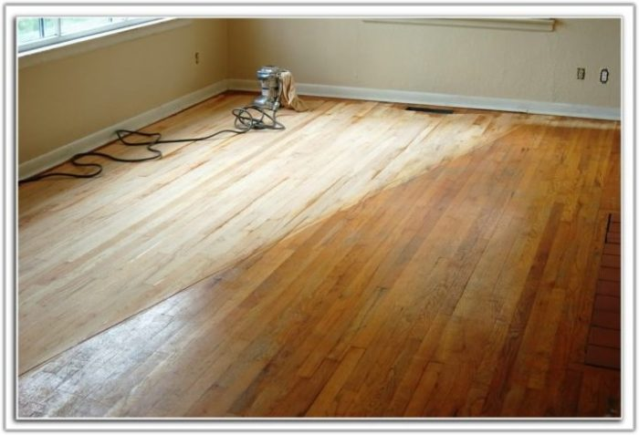 Hardwood Floor Refinishing Charlotte Nc