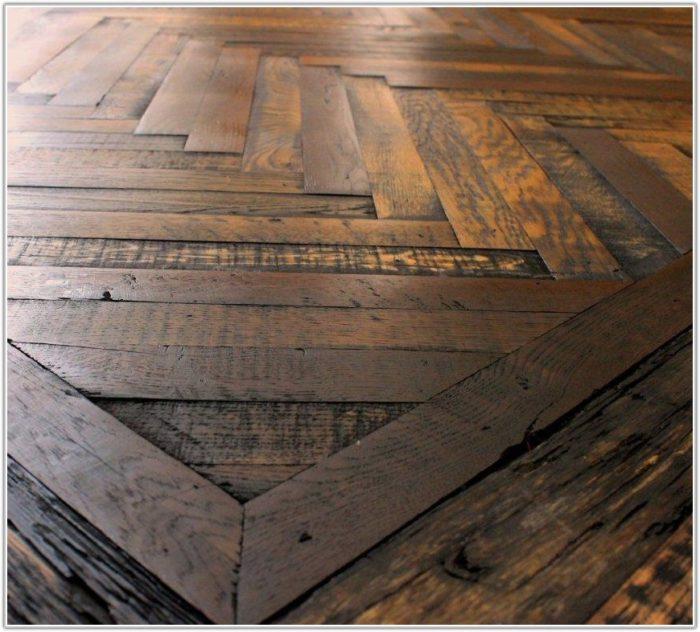 Herringbone Pattern Wood Floors