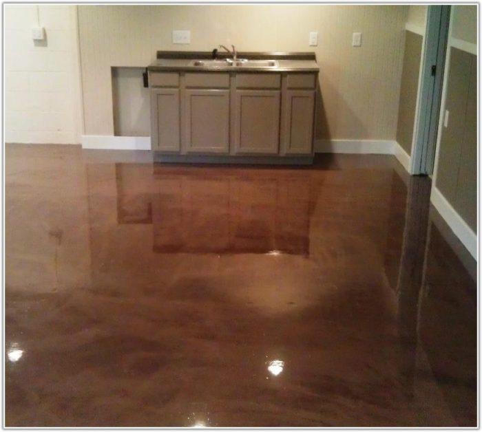 Home Depot Garage Floor Epoxy