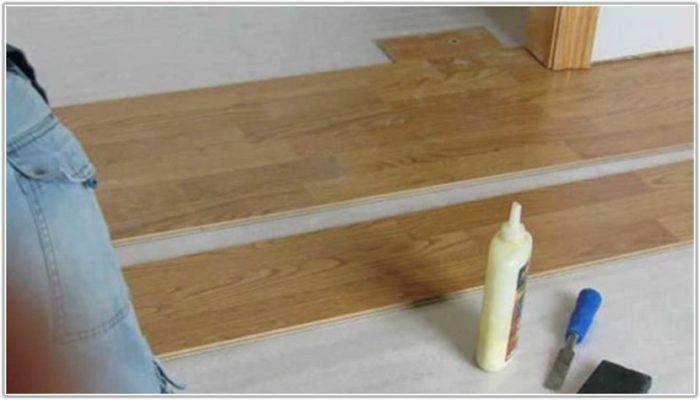 Installing Laminate Wood Flooring Over Carpet