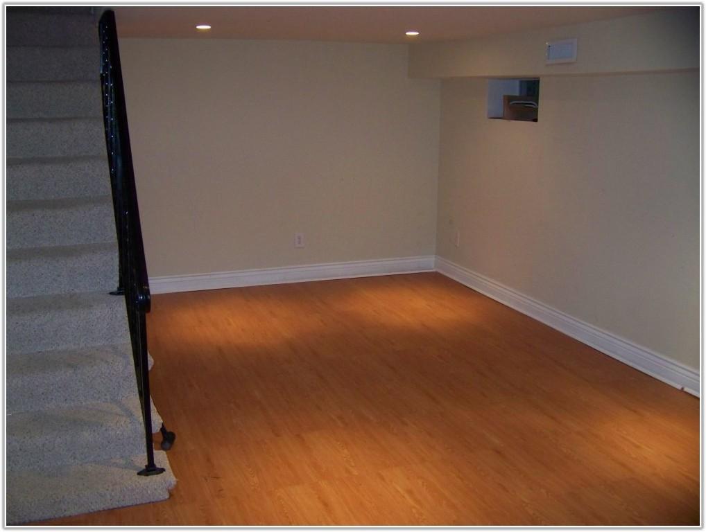 Interlocking Basement Floor Tiles