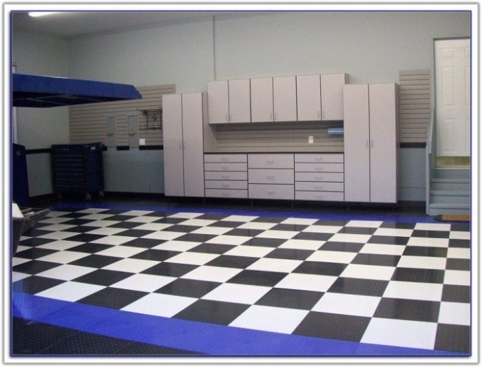 Interlocking Garage Floor Tiles Canada