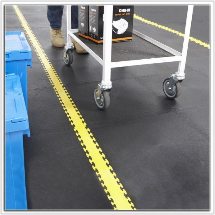 Interlocking Industrial Floor Tiles