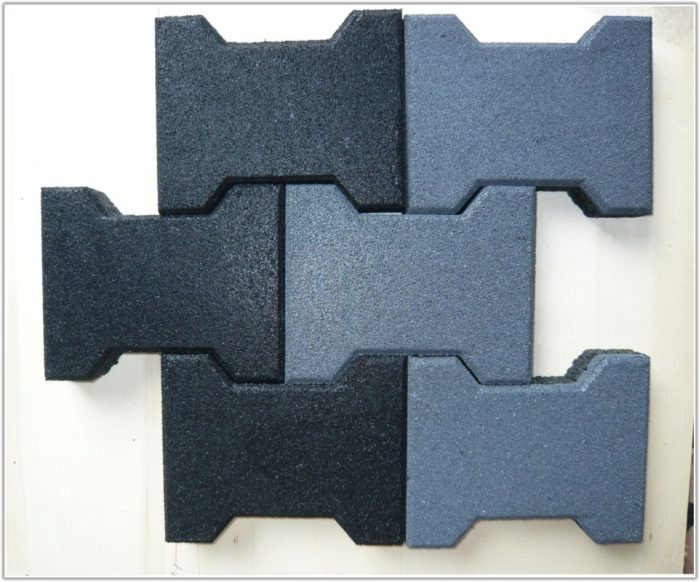 Interlocking Rubber Floor Mats Home Depot