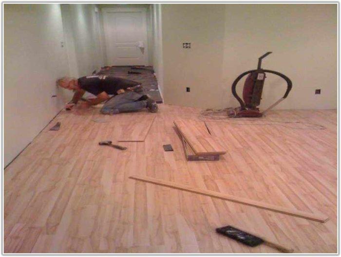 Laminate Flooring In Basement Problems