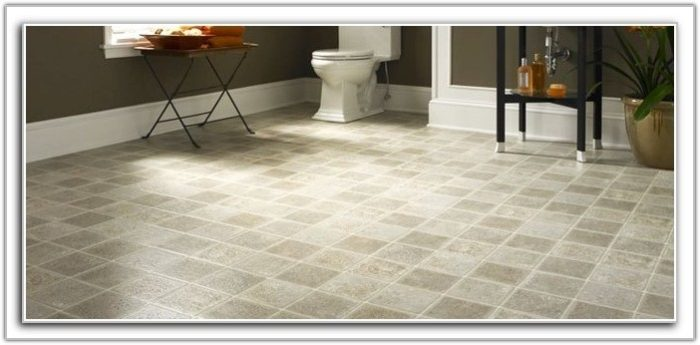 Linoleum And Vinyl Flooring