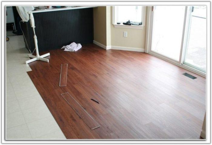 Peel And Stick Flooring On Walls