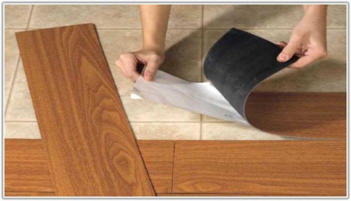 Peel And Stick Flooring Wood