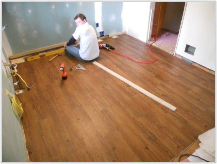Peel And Stick Laminate Wood Flooring