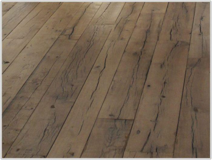 Reclaimed Wood Tile Flooring