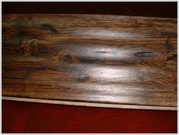 Rustic Hand Scraped Hardwood Flooring