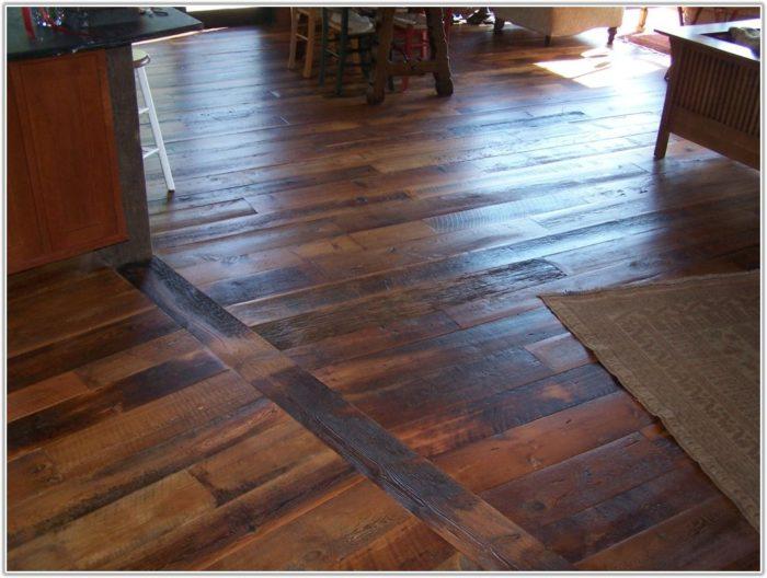 Rustic Hardwood Flooring Wide Plank