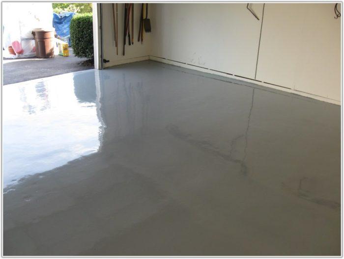 Rustoleum Epoxy Garage Floor Paint