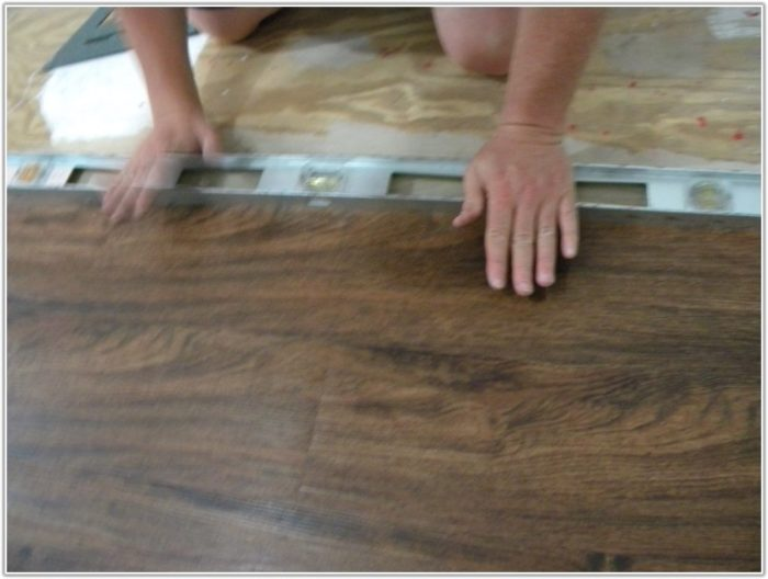 Self Stick Vinyl Flooring