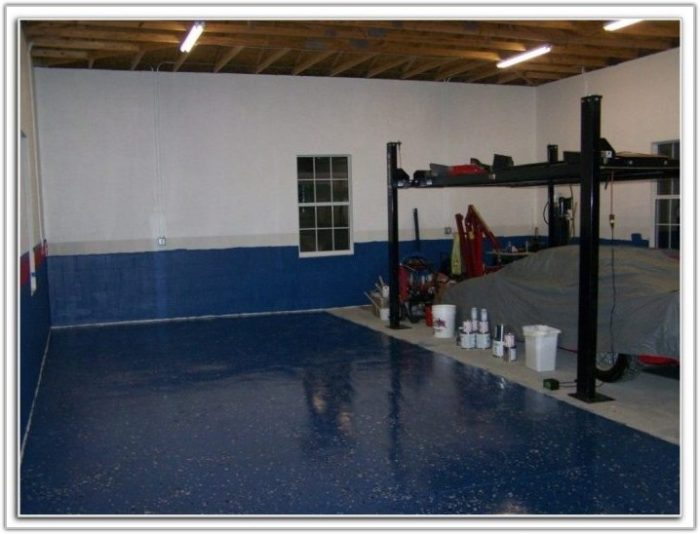 Sherwin Williams Epoxy Garage Floor Paint