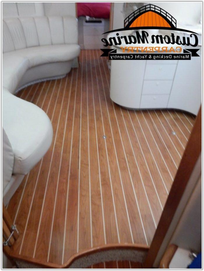 Teak Flooring For Boats