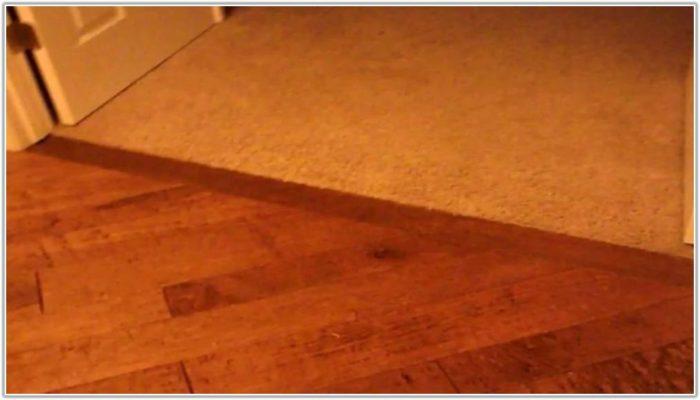 Transition Strips Hardwood Floors
