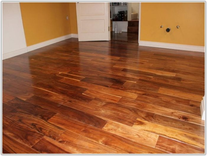 Types Of Laminate Wood Flooring