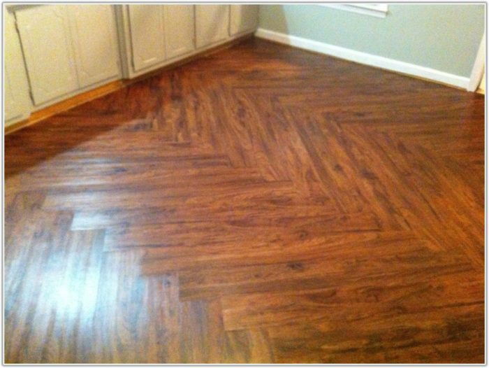 Vinyl Wood Flooring Planks