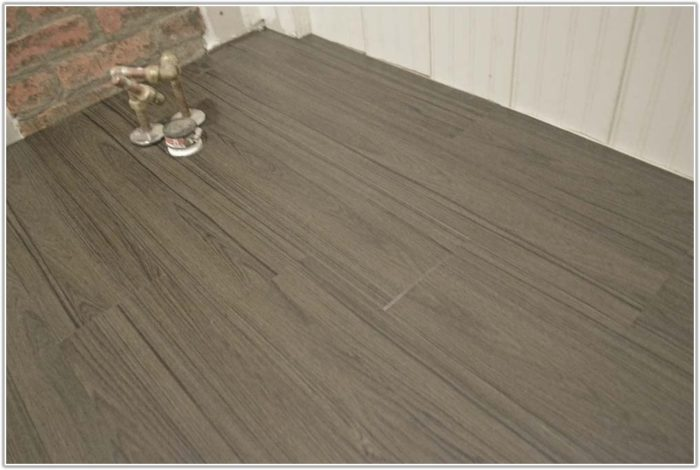 Vinyl Wood Look Flooring Planks