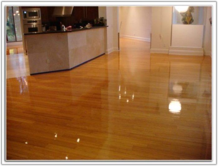 Water Damage Laminate Wood Floor