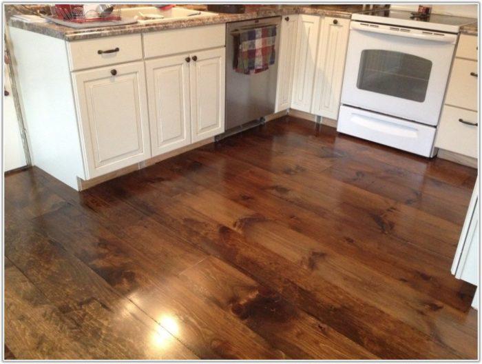 Wide Plank Pine Flooring