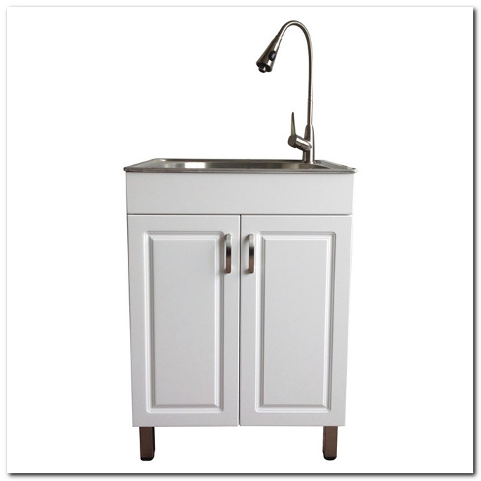 Basement Laundry Sink Sump Pump Sink And Faucet Home