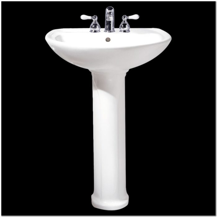 19 Inch Wide Pedestal Sink - Sink And Faucet : Home ...