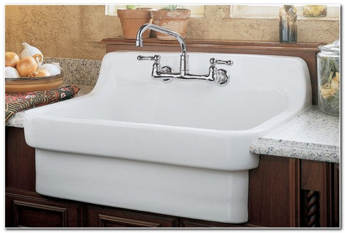 American Standard Clinical Sink Carrier Sink And Faucet