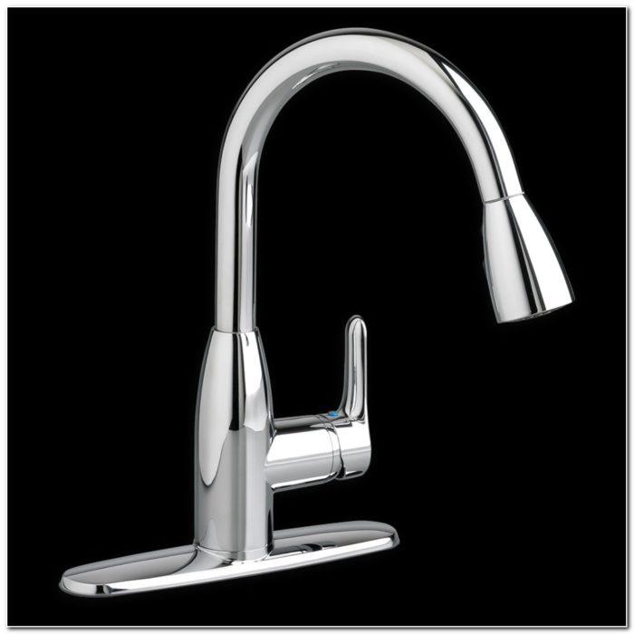 Installing American Standard Fairbury Kitchen Faucet