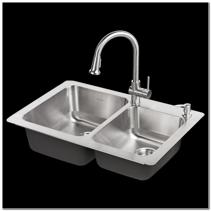 American Standard Americast Kitchen Sink 7145 Sink And