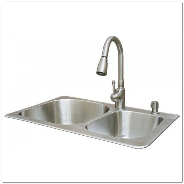 American Standard Americast Kitchen Sink 7145 Sink And