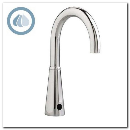 American Standard Selectronic Lav Faucet Sink And Faucet