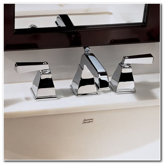 American Standard Portsmouth Faucet Chrome Sink And