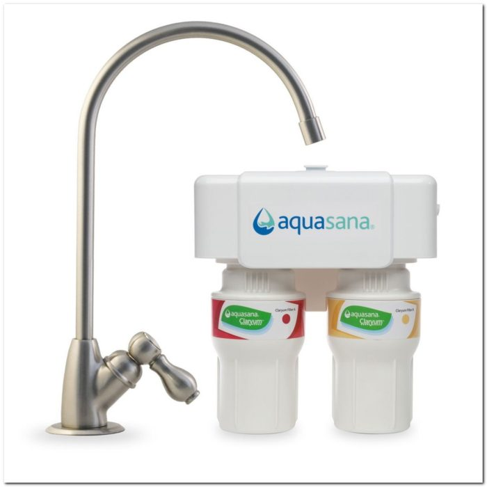Aquasana Under Sink Water Filter Leaking Sink And Faucet